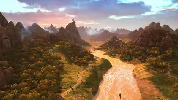 Spielszene aus »Total War: Three Kingdoms«