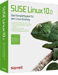 SUSE Linux 10.0