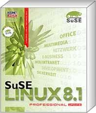 SuSE 8.1 Update