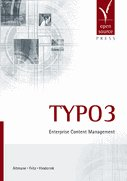 Cover von »Typo3 - Enterprise Content Management«