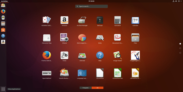 Ubuntu 17.10 Beta