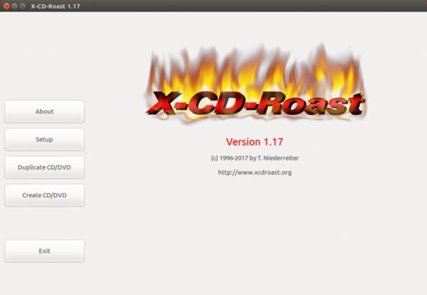 X-CD-Roast 1.17
